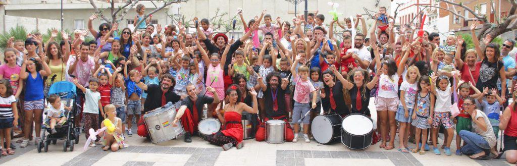 Espectáculo de percusión Valencia