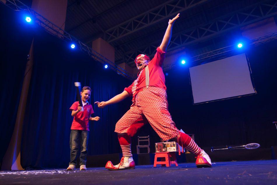 Espectáculo clown Valencia