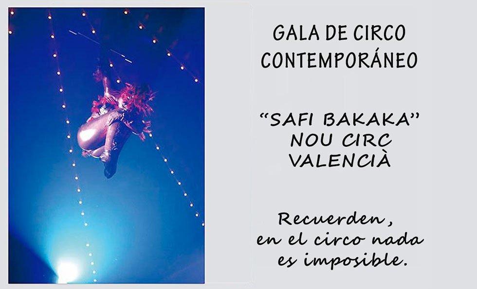 gala circo baraka circ